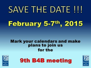SAVE THE DATE !!!